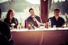 Galiano Literary Festival 2015 - Photo by Kris Krug