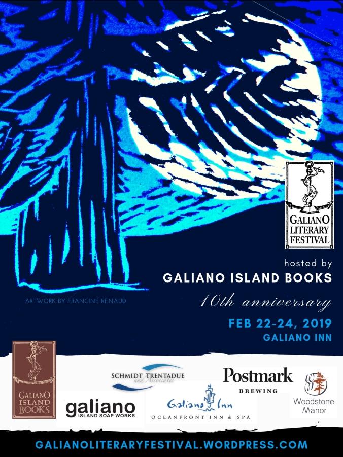 Galiano Literary Festival 2019